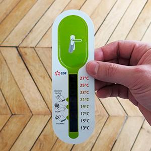 EDF Thermometre